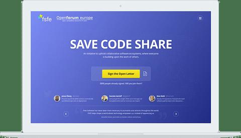 SaveCodeShare