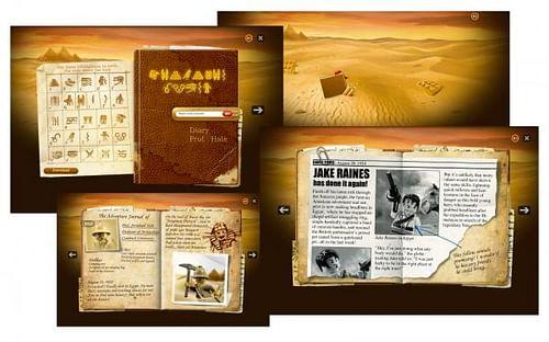 Pharaoh's Quest - Digital Strategy