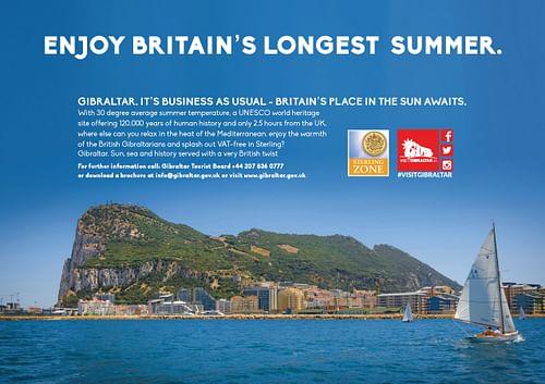 Gibraltar - Advertising