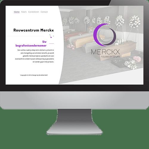 Rouwcentrum Merckx - Web analytics / Big data