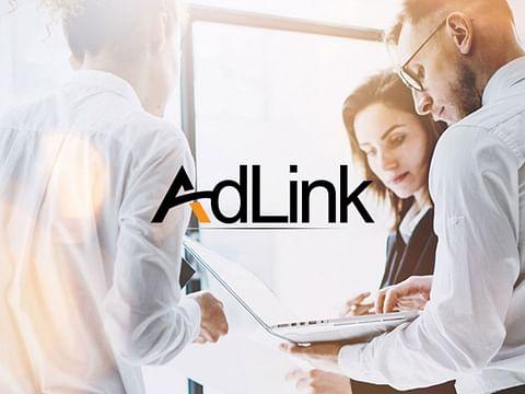 Création du site internet pour AD LINK