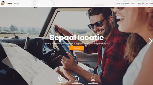 Branding en Conceptontwikkeling & Website Bébouw - Branding & Positionering