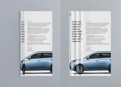 Total loss letter - Reclame