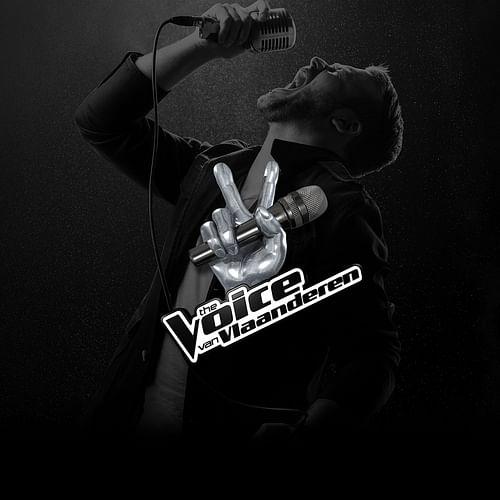 The Voice van Vlaanderen - Ontwerp