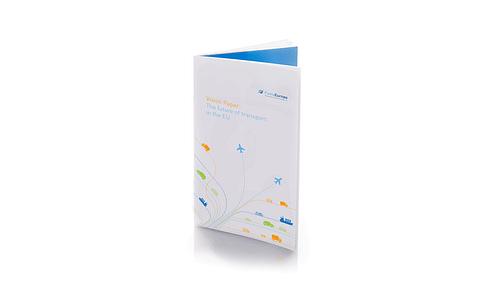 Editorial design for FuelsEurope - Design & graphisme