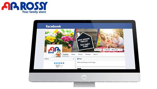 Case Study Rossy - Social Media