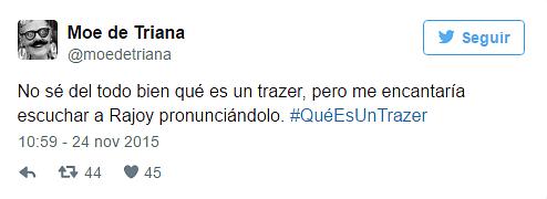 #QUÉESUNTRAZER, MEJOR CAMPAÑA DE MARKETING DIGITAL - SEO