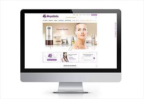 Maquillalia - Desarrollo y Diseño Tienda Online