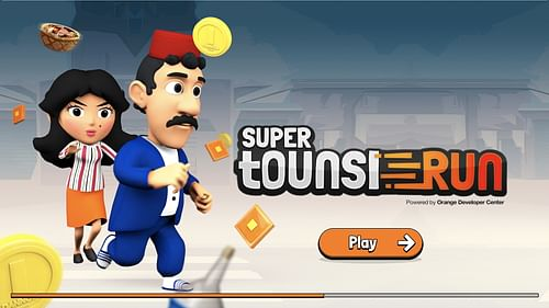 Super Tounsi Run (Jeux Video Moile) >  Android/IOS - Application mobile