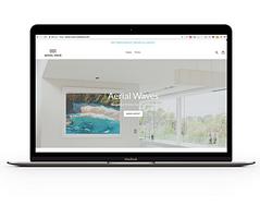 Aerial Waves Online Store