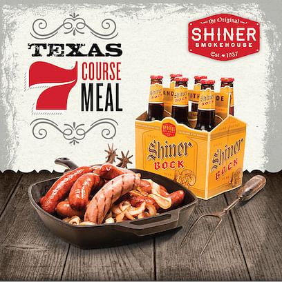 Shiner Smokehouse Social Media Ad - Digital Strategy