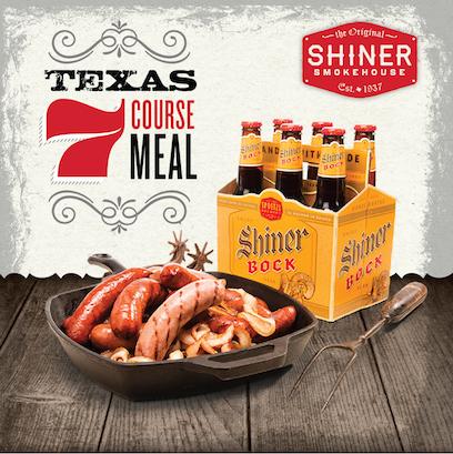Shiner Smokehouse Social Media Ad