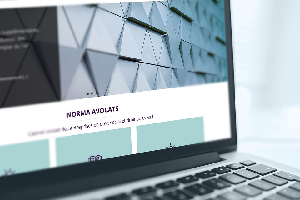 Site Web Norma