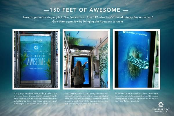 150 FEET OF AWESOME