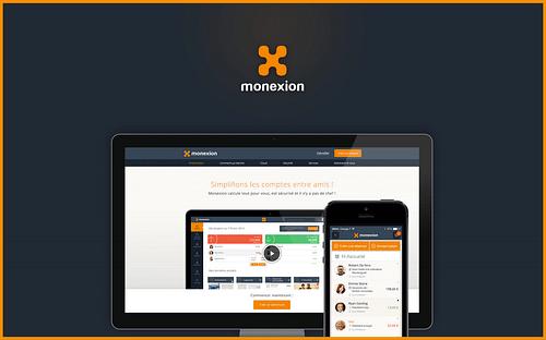 Monexion - Création de site internet