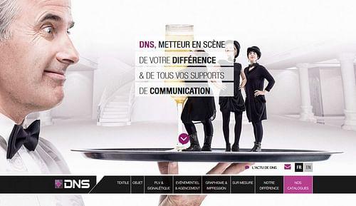 DNS Events - Création de site internet