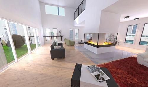 Architecture d'intérieur - 3D