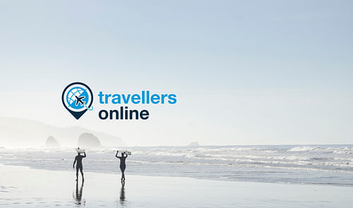 Website & Rebranding for Travellers Online - Branding & Positionering