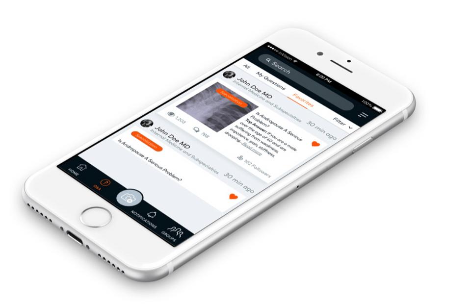 Social App for Physicians