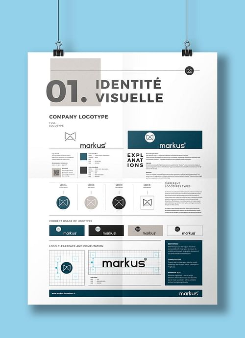 Markus®, organisme de formation - Design & graphisme