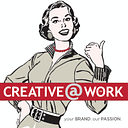 Creative At Work Advertising Inc. logo