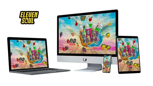 11SOUL Website - Website Creation