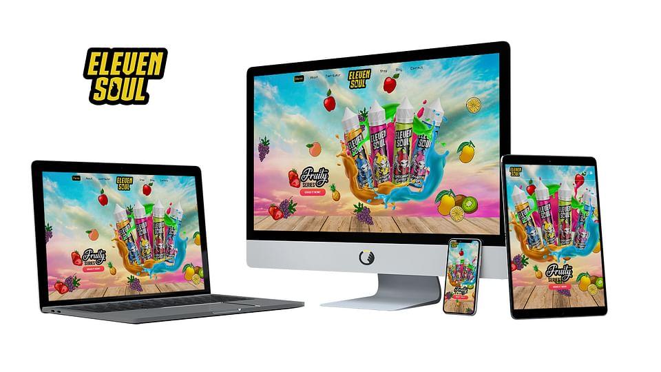11SOUL Website
