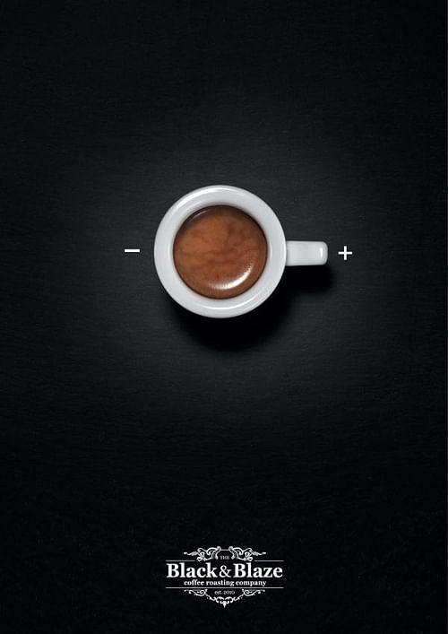 Coffee turns you, 1 - Publicité