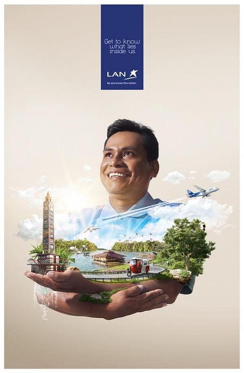 Pucallpa - Advertising