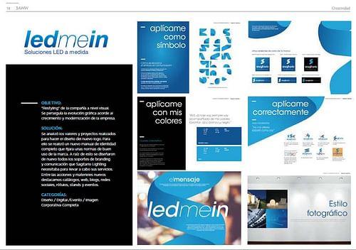 SAGITARIO LIGHTNING - BRANDING - Branding y posicionamiento de marca