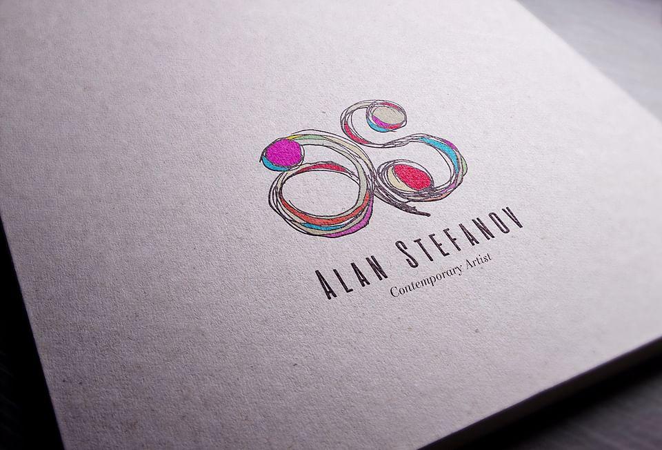 Desarrollo de Identidad Corporativa Alan Stefanov