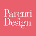 logo de Parenti Design : The Branding Studio