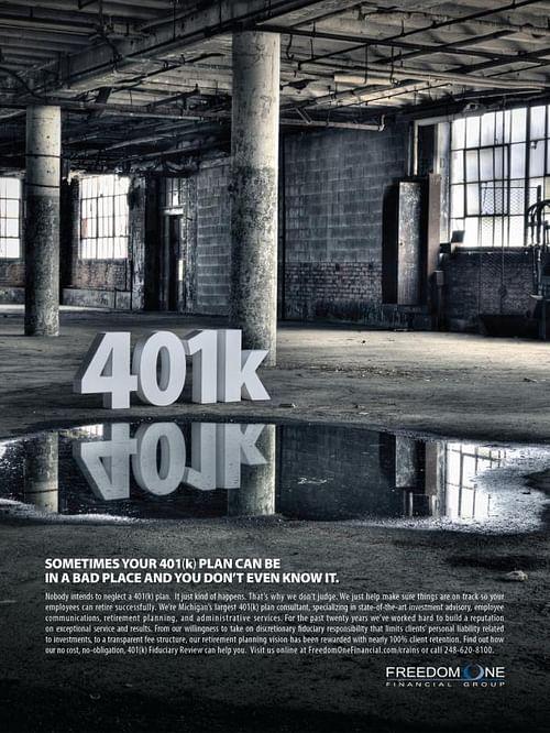 Warehouse - Advertising