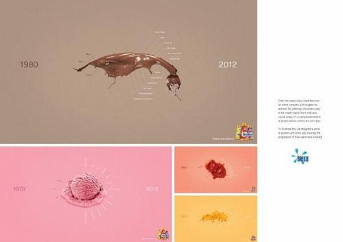 EVOLUTION - Advertising