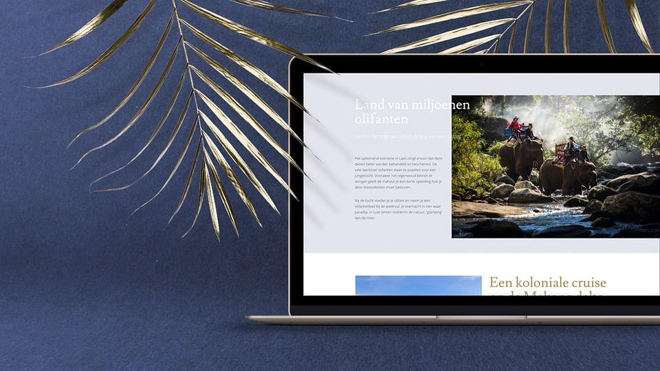 Branding en website voor Kriski +