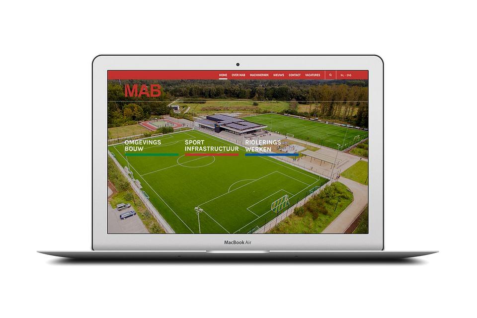 Rebranding & web design for SME