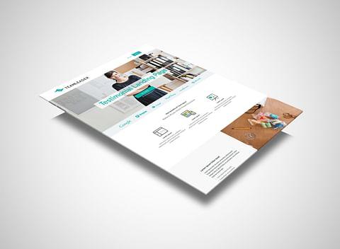 Teamleader | Rebranding
