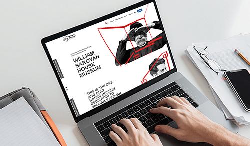 PROMOTION ACTIVITIES FOR WILLIAM SAROYAN MUSEUM - Social Media