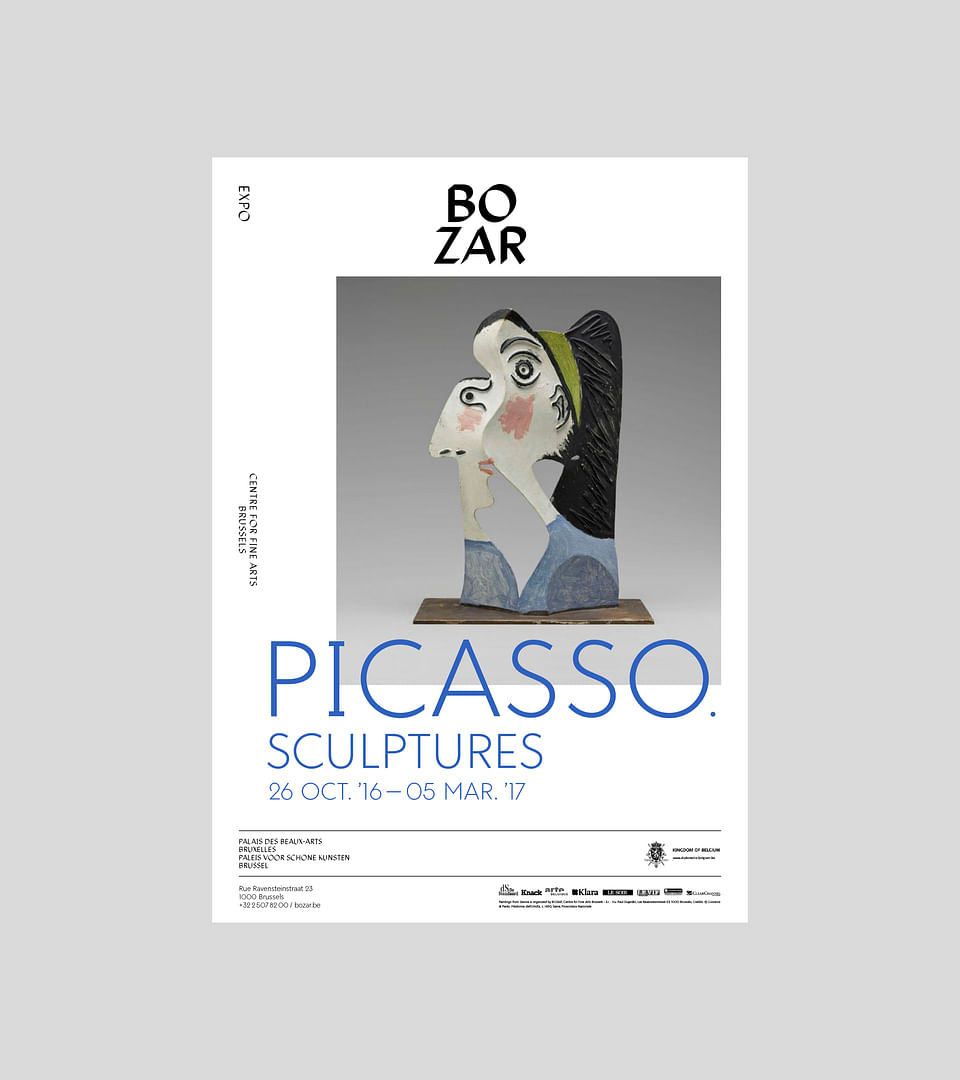 Bozar Branding