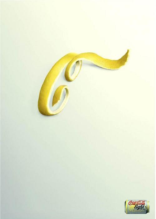Lemon Peel - Reclame