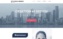 Création du site web www.siteweb-design.be - Création de site internet