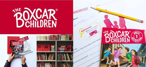 Brand refresh of a cherished book franchise - Branding & Positioning