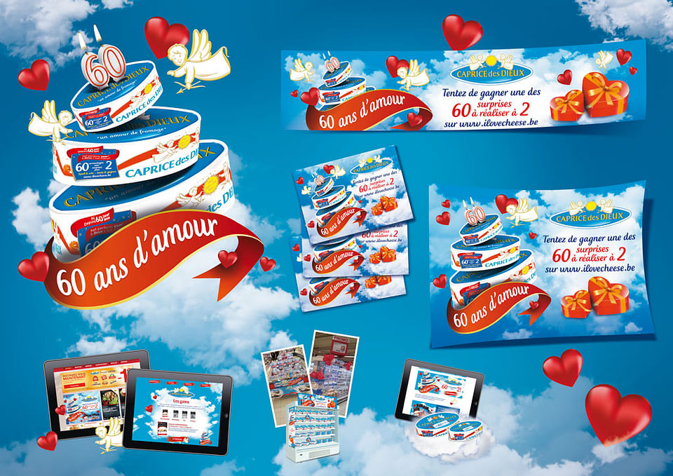 Brand activation campaign