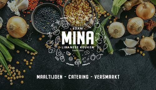 MINA - Libanese keuken - Branding & Positionering