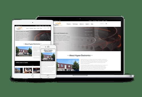 Webshop Hypex Electronics BV - E-commerce