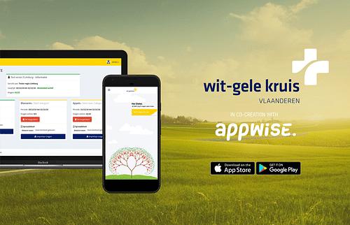 Wit-Gele Kruis app - Mobile App