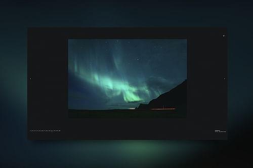 Diseño web para un cineasta - Diseño Gráfico
