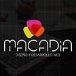 Macadia Diseño Web Coruña logo