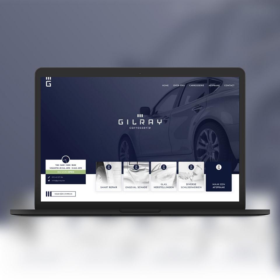 Gilray carrosserie - koetswerkherstellingen