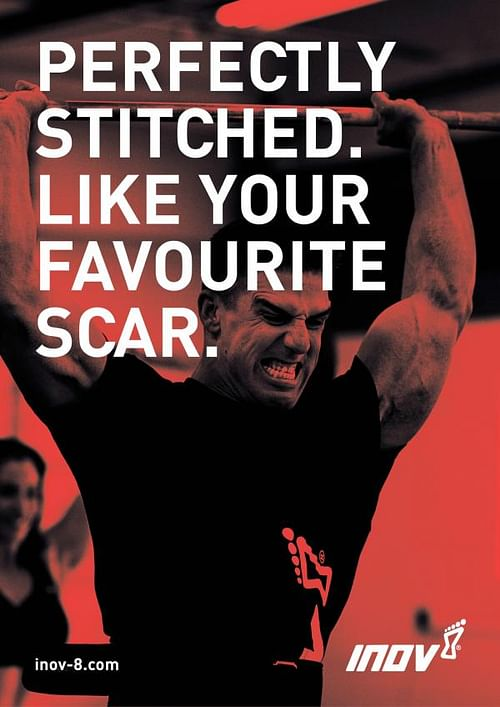 Stitched - Advertising